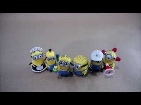 Happy Anniversary - (( Minions & Stop motion ))