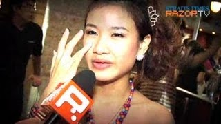 Big girls cry, big winners retire (STOMP Getai Awards 2011 Pt 2)