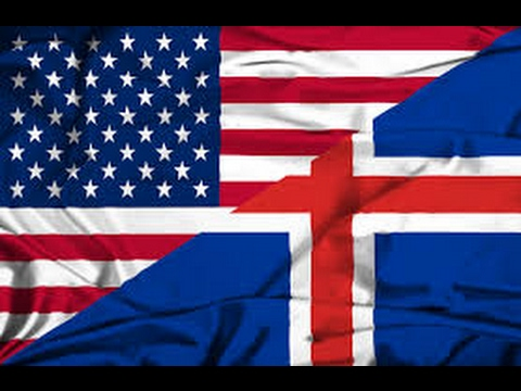 ICELAND SECOND Official America first