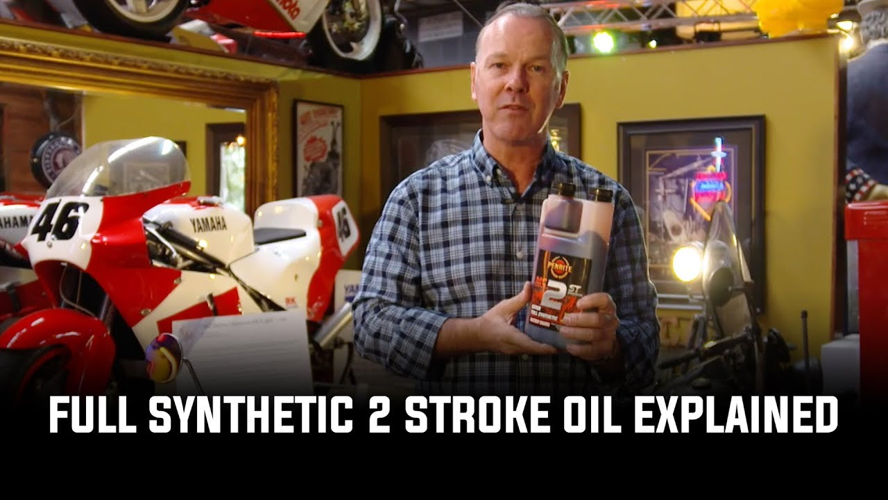MC-2ST FULL SYNTHETIC TWO STROKE OIL | Penrite Oil