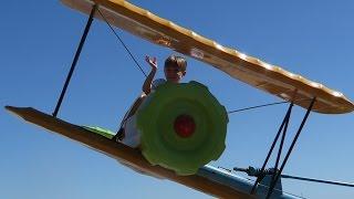 Planes, Dragon Ride and More Family Fun in California USA