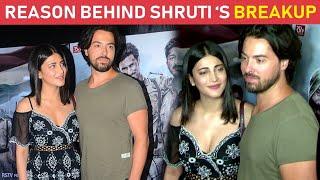 Reason behind Shruthi's breakup