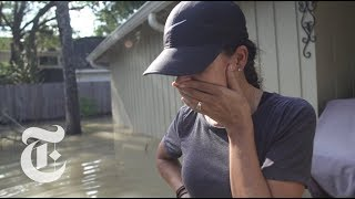After Harvey, a Return Home in High Water