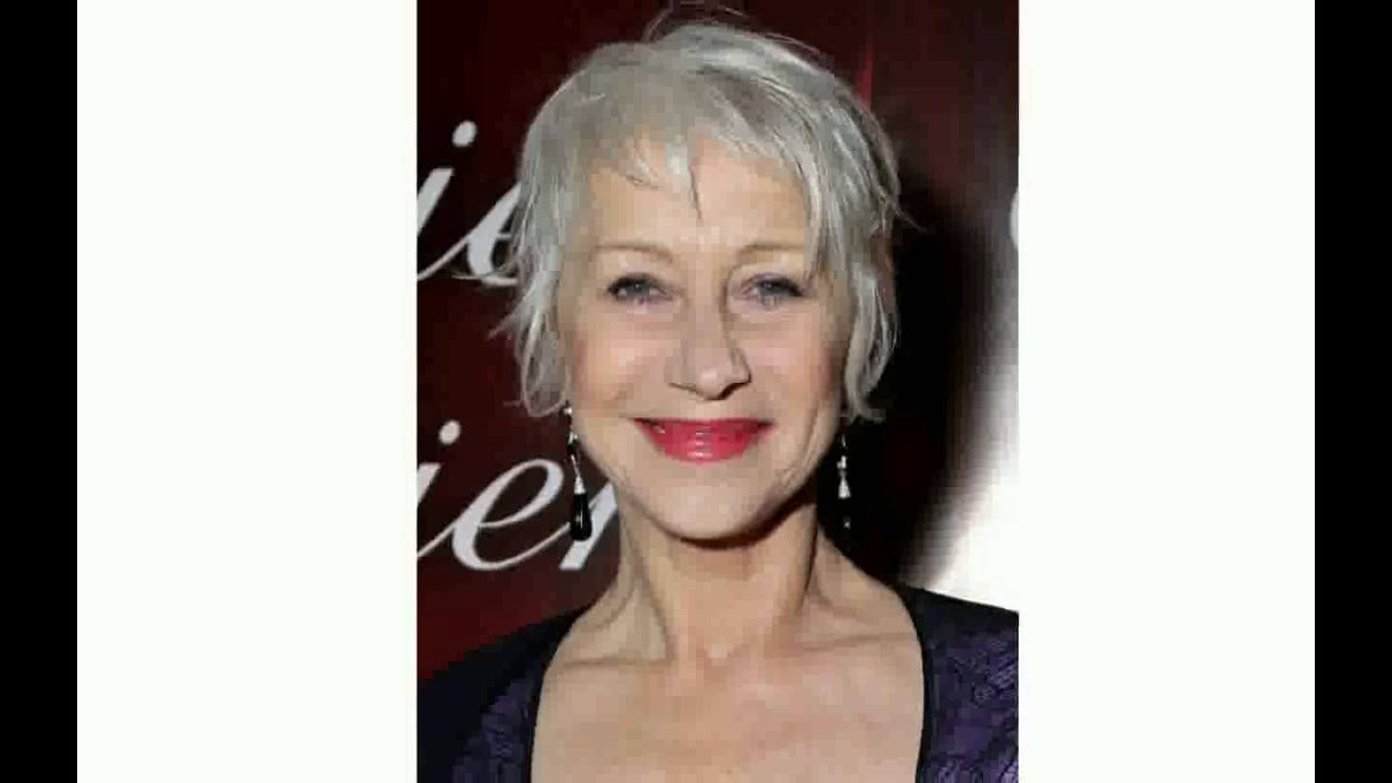 Short Hair Styles Fine Hair Older Women