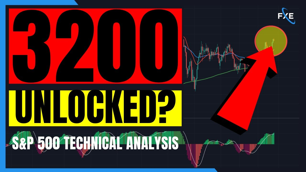 BREAKOUT or FAKEOUT For The STOCK MARKET? S&P 500 Technical Analysis!