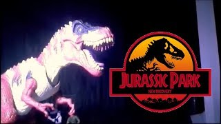 JURASSIC PARK: New Discovery (First Toy Movie-Reissued)
