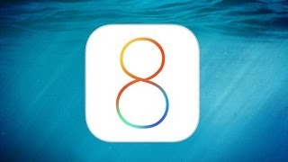 Apple iOS 8 is Out! Here