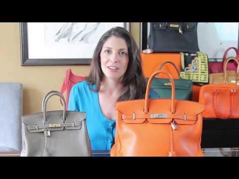 Hermès Birkin Handbags: How to Tell if its Real or Fake
