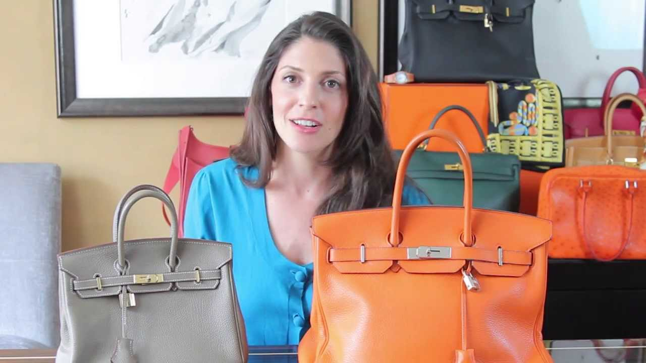 best birkin replica reviews - How to Spot a Fake Hermes Bag: Part 01 - Michael's, The ...