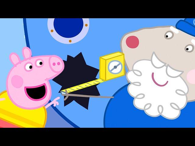 ペッパピッグ | Peppa Pig Japanese | シーズン4 エピソード 15 | 子供向けアニメ