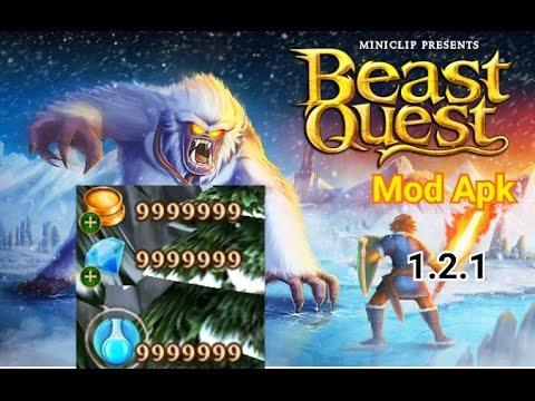 скачать beast quest мод