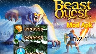 New Beast Quest Mod Apk 1.2.1 (no Root) 2016