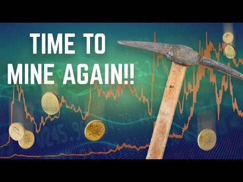Mining is Super Profitable Again!