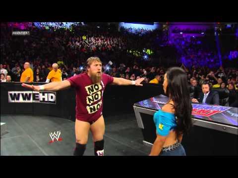 WWE Main Event - Kane vs. Antonio Cesaro: March 27, 2013
