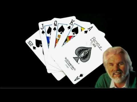 The Gambler - Kenny Rogers - with lyrics