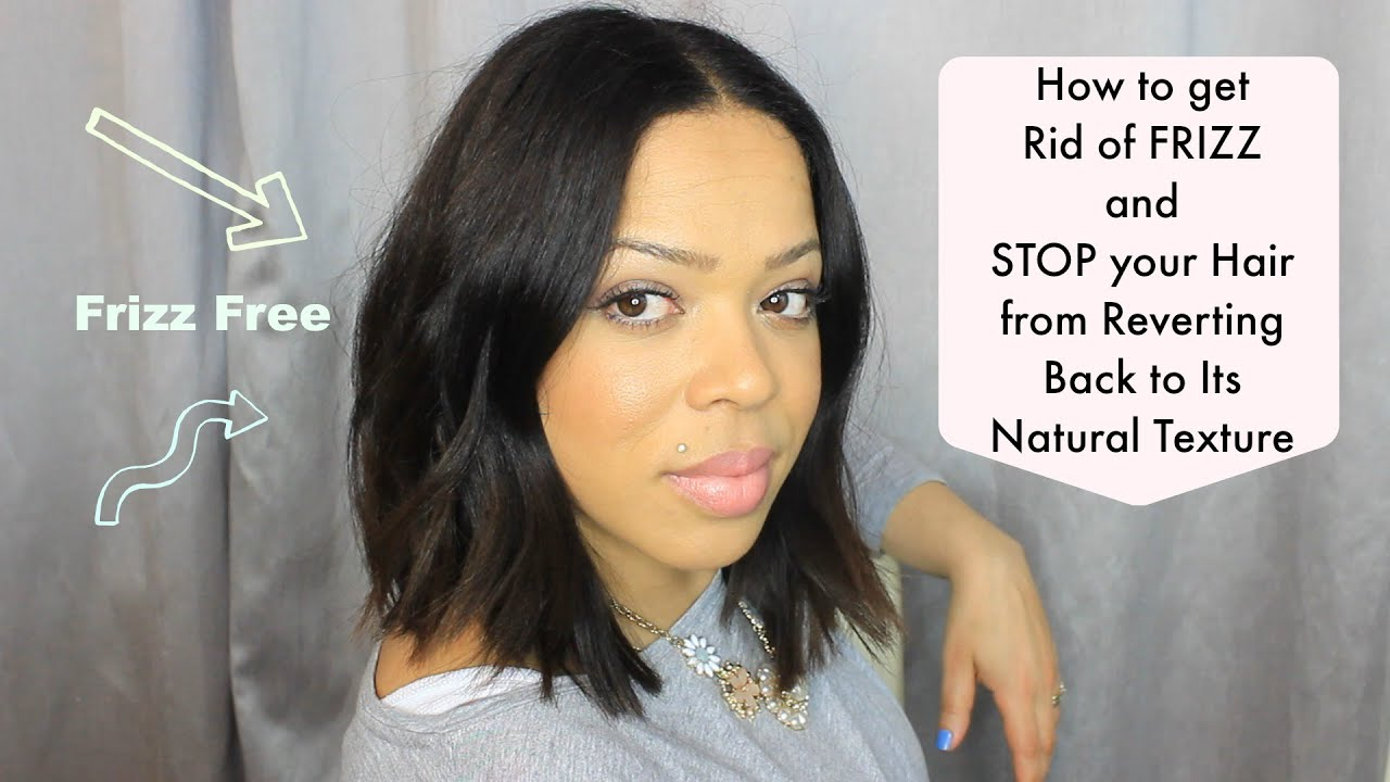 How To Stop Natural Hair From Reverting