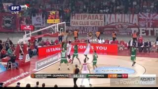 ΟΣΦΠ VS ΠΑΟ 77-69