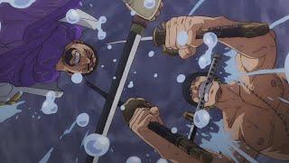 Zoro Vs Fujitora「One Piece stampede AMV」