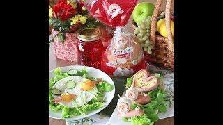 Детский завтрак с батоном «Аладушкин (Честный состав)