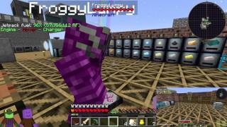 Minecraft Project Ozone E24 ProjectE Energy Condenser and Transmutation Table