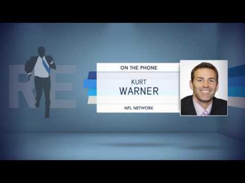 Former NFL QB Kurt Warner on the kind of player Brett Farve was - 8/5/16