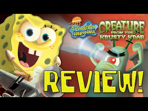 Creature from the Krusty Krab | Fred Reviews