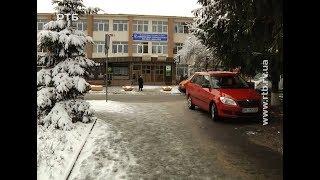 Ковзкі тротуари понеділка: репортаж із травмпункта