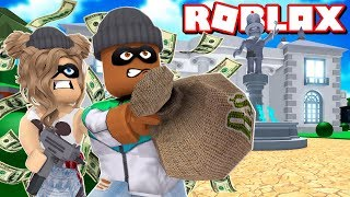 *NEW* ROB A $5,000,000 MANSION OBBY IN ROBLOX