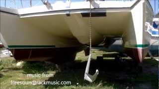 Catamaran Prout Snowgoose