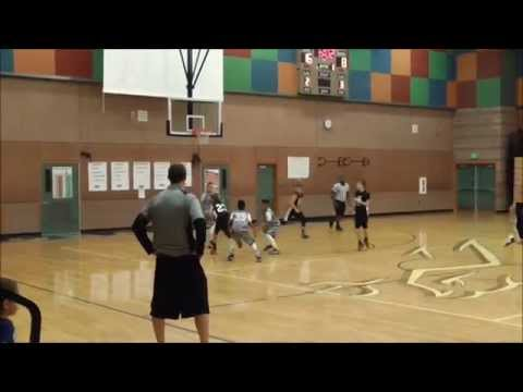 Team Vegas 6th Grade Vs. Think Swish Black Utah 11/21/14