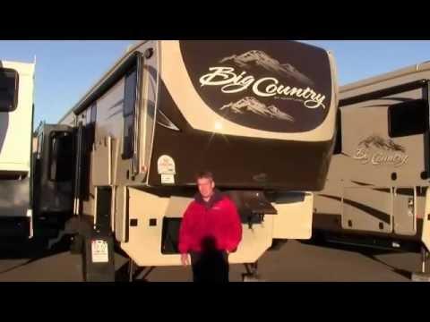 2012 Heartland RV Big Country 3690SL Fifth Wheel
