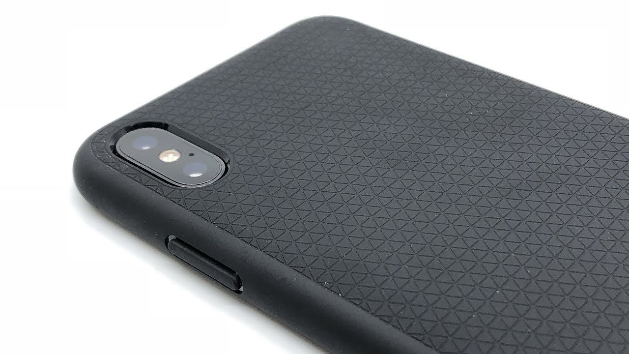 spigen liquid air xs max