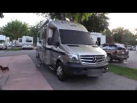 Hymer Q Amp A And Grand Canyon Preview Doovi