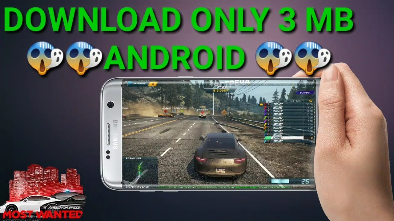 need for speed most wanted apk free download aptoide