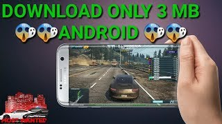 ( How To ) 3 MB Download Need For Speed - Most Wanted || Any Android Phone