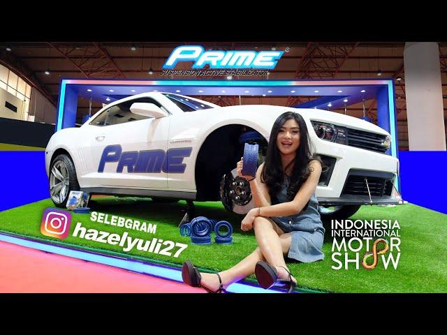 Prime Suspension IIMS 2019 | Host Selebgram @hazelyuli27