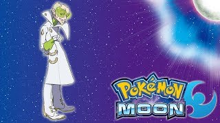 Pokemon: Moon - Faba