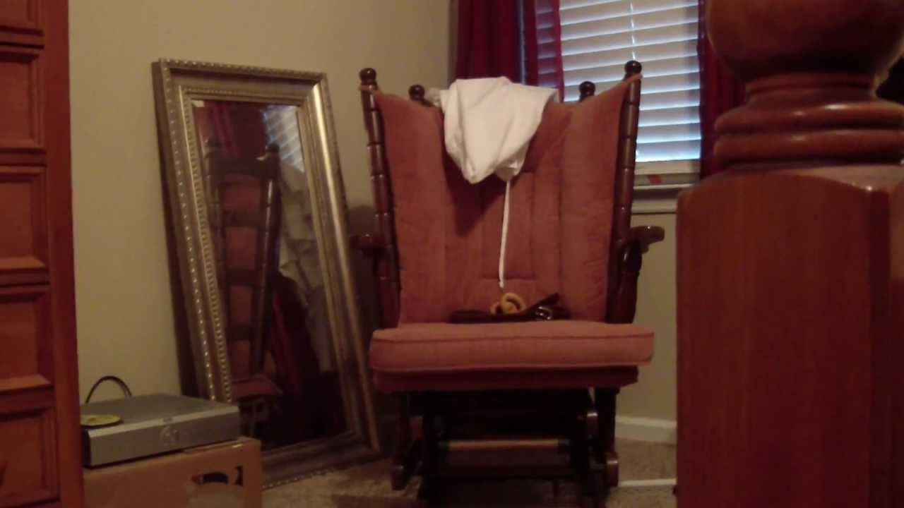 Ghost Rocking Chair Youtube
