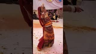 Rajasthani Dance By Girl Student on Annual function  2016 partA