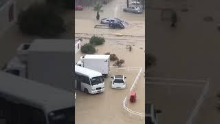 Наводнение в Сочи 06.07.2018 (часть 2) || Потоп в Сочи || Ливень в Сочи