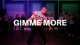 Gimme More (Tour Version) – Britney Spears | Miles Keeney Dance Choreography