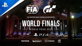 Gran Turismo Sport - FIA GTC World Finals 2020: Lewis Hamilton | PS4