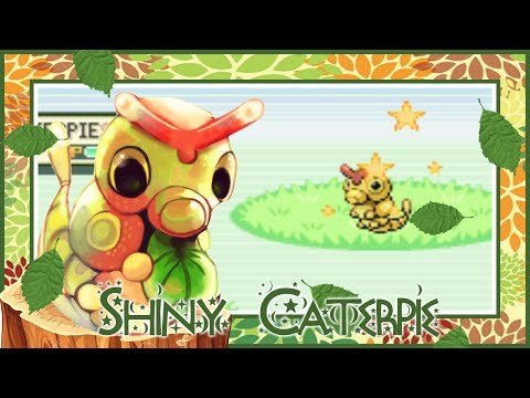 {ISHC #3} LIVE!! Shiny Caterpie On Pokemon Firered After 7854 REs!