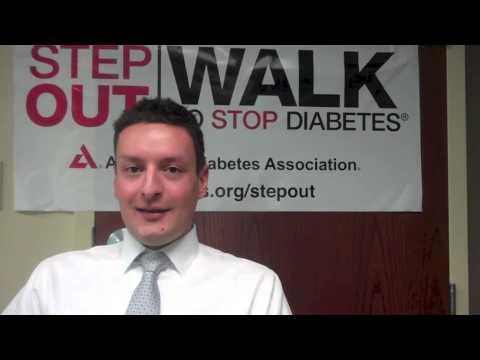 American Diabetes Association - Wisconsin - David