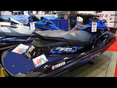 Yamaha Fzs Waverunner Vs Seadoo Rxp