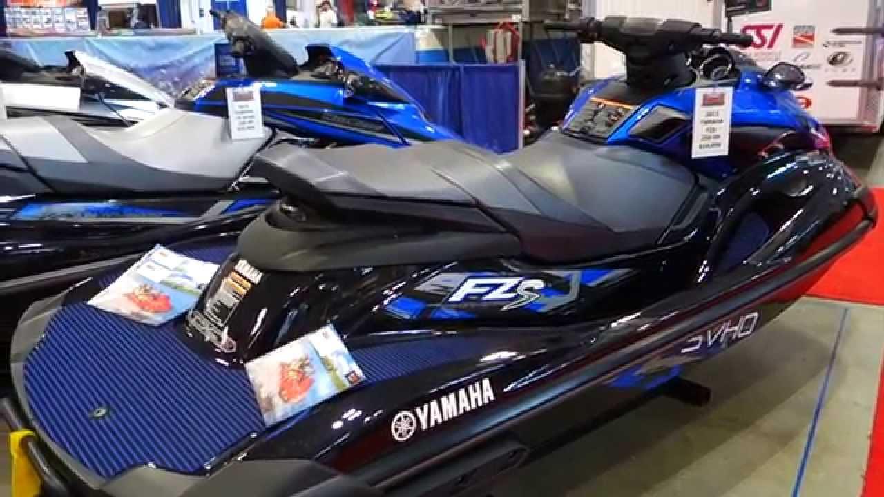 Yamaha Fzs Waverunner