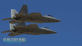 The F-22 Raptor Came Face to Face With Russia's Top Fighter Jets and was at a Major Disadvantage