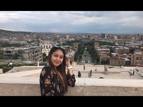Yerevan, Armenia Travel Vlog Part 2 🇵🇭 🇦🇲