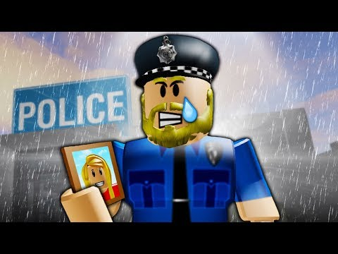 The Sad Truth About The Meanest Cop In Roblox: Officer Finkleberry ( A Roblox Origin Story Movie)