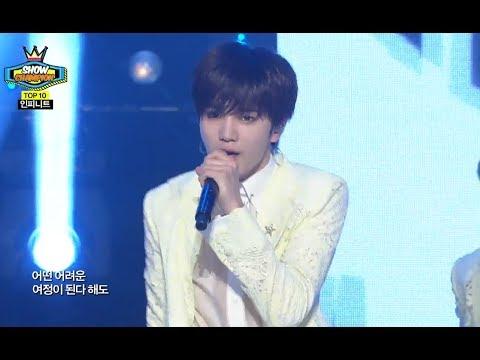 INFINITE - Last Romeo, 인피니트 - 라스트로미오, Show Champion 20140611